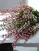 olcso Menyasszonyi fátyol-Művirágok 1 Ág minimalista stílusú Gyümölcs Asztali virág