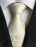 olcso Férfi nyakkendők és csokornyakkendők-Férfi Kreatív Stílusos Luxus / Minta / Klasszikus - Nyakkendő