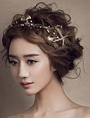 cheap Mother of the Bride Dresses-Alloy Headbands with 1 Wedding / Special Occasion Headpiece