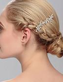 preiswerte Damen Röcke-Krystall Haarkämme mit 1 Hochzeit / Besondere Anlässe / Normal Kopfschmuck