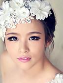 povoljno Koktel haljine-Žene Cvijetan Elegantno Vjenčanje Biseri Legura Traka oko glave