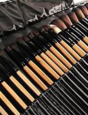 tanie Sukienki-32 szt. Pędzle do makijażu Profesjonalny Zestawy Brush Pędzel nylonowy / Włosie synetyczne / Pędzelek z włókien sztucznych Duży Pędzel / Pędzel średni / Pędzel mały