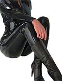 povoljno Zentai odijela-Žene Cosplay Seksi uniforme Spol Zentai odijela Cosplay Nošnje Catsuit Jednobojni Hula-hopke / Onesie