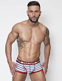 voordelige Herenondergoed-Gestreept - Super Sexy Boxer shorts Heren 1 Stuk