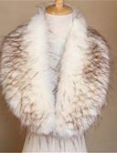 voordelige Modieuze sjaals-Dames Schattig Feest Patchwork Infinity Sjaal  Driehoek -