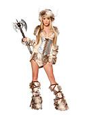 זול כובעים לגברים-חייל / לוחם תחפושות קוספליי תחפושת למסיבה בגדי ריקוד נשים האלווין (ליל כל הקדושים) פסטיבל / חג תלבושות קפה נמר
