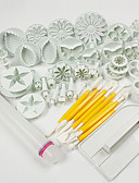 preiswerte Damenmäntel und Trenchcoats-Backwerkzeuge ABS Kuchen dekorieren / Backen-Werkzeug / Modisch Kuchen / Plätzchen / Cupcake Gebäck-Werkzeug