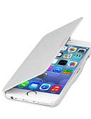 halpa iPhone kotelot-Etui Käyttötarkoitus Apple iPhone 6s Plus / iPhone 6s / iPhone 6 Plus Flip / Magneetti Suojakuori Yhtenäinen Kova PU-nahka