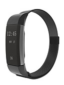 preiswerte Damenhüte-Uhrenarmband für Fitbit Charge 2 Fitbit Mailänder Schleife Edelstahl Handschlaufe