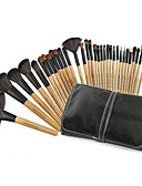 cheap Bikinis-Professional Makeup Brushes Makeup Brush Set 32pcs Portable Professional Goat Hair Wood Makeup Brushes for Makeup Brush Set