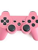 ieftine Bluză-Wireless Controlerele jocurilor Pentru Sony PS3 . Reîncărcabil Controlerele jocurilor ABS 1 pcs unitate