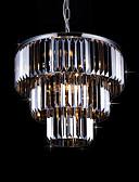 preiswerte Brautmutter Kleider-Modern / Zeitgenössisch Unterputz Raumbeleuchtung - Kristall, 110-120V 220-240V Glühbirne nicht inklusive