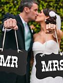 זול עניבות ועניבות פרפר לגברים-ארוסים / מסיבת החתונה נייר כרטיס קשיח קישוטי חתונה נושא קלאסי קיץ / סתיו / חורף