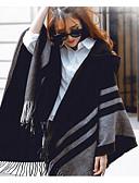 preiswerte Damen Schals-Damen Freizeit Rechteck Solide
