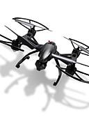olcso Kvarc-RC Drón JXD 509G RTF 6CH Vezérlő 6 Tengelyes 2,4 G HD kamerával 2.0MP 720P RC quadcopter FPV / Egygombos Visszaállítás / Auto-Felszállás