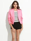preiswerte Überbekleidung-Damen-Solide Arbeit Blazer