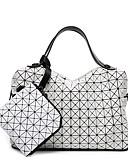 cheap Quartz Watches-Women's Bags Silica Gel Bag Set 2 Pieces Purse Set Black / Red / Clover