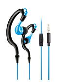billige Truser-KM-R02 I øret / Halsbånd Med ledning Hodetelefoner dynamisk Plast Sport og trening øretelefon Med mikrofon / Støyisolerende Headset