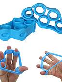 billige Todelte sæt til damer-Håndgreb Med 1 pcs Gummi Justerbar Karpaltunnel, Aftrækkerfinger, Fingertræner Til Fitness / Træningscenter / Træning