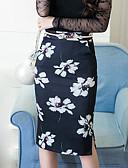 preiswerte Damen Röcke-Damen Street Schick Ausgehen Bodycon Röcke Druck