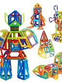 billige Bikinier og bademode 2017-Magnetisk blok / Byggeklodser / Pædagogisk legetøj 98pcs Magnetisk Pige Gave