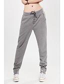 preiswerte Damen Hosen-Damen Haremshosen Jogginghose Hose - Reine Farbe, Solide