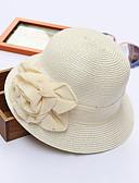 cheap Fashion Hats-Women's Cute Polyester Bucket Hat Sun Hat