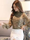 ieftine Tricou-Pentru femei Bluză Ieșire Vintage - Floral