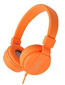 cheap Men's Shirts-Gorsun On Ear / Headband Wired Headphones Plastic Mobile Phone Earphone Noise-isolating Headset