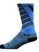 levne Módní hodinky-Sportovní ponožky / atletické ponožky Kolo / Cyklistika Ponožky Unisex Outdoor a turistika / Badminton / Basketbalový míč 1 Pair Jaro /