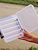 זול תחתוני נשים-קופסאות דיג קופסאת פתיונות מגשים2 פלסטיק 20*17 סמ*4.5