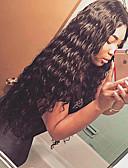 رخيصةأون فساتين أم العروس-شعر مستعار طبيعي دانتيل أمامي بدون صمغ دانتيل في الأمام شعر مستعار Kinky Curly شعر مستعار 180٪ كثافة الشعر شعري طبيعي شعر مستعار أفرو-أمريكي 100% مربوط باليد نسائي قصير متوسط طويل / غريب مجعد