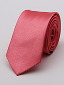 cheap Men's Ties & Bow Ties-Men's Neckwear Necktie - Solid Colored