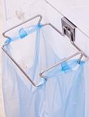 baratos Vestidos de Mulher-1pç Armazenamento de alimentos Aço Inoxidável Fácil Uso Organização de cozinha