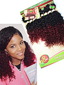 cheap Women's Dresses-Braiding Hair Curly Curly Braids / Hair Accessory / Human Hair Extensions Human Hair Hair Braids Crochet Braids Daily Brazilian Hair