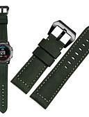 cheap Men's Tees & Tank Tops-Watch Band for Fenix 5x Fenix 3 Garmin Sport Band Genuine Leather Wrist Strap