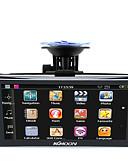 baratos Conjuntos Femininos-Kkmoon 7 hd touch screen navegador gps portátil 128mb ram 4gb rom fm mp3 video play carro sistema de entretenimento com apoio de volta