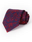 cheap Men's Ties & Bow Ties-Men's Neckwear Necktie Print