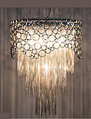 cheap Women's Sweaters-5-Light Pendant Light Ambient Light - Crystal, Mini Style, Bulb Included, 110-120V / 220-240V, Warm White / Cold White, Bulb Not Included