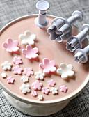 billige Korsetter og bysteholdere-Bakeware verktøy Plastikker baking Tool Dagligdags Brug Cake Moulds 1set
