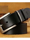 cheap Fashion Belts-Men's Work Alloy Waist Belt