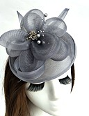 cheap Mother of the Bride Dresses-Net Fascinators / Hats / Birdcage Veils with 1 Wedding / Special Occasion Headpiece