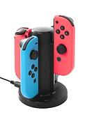 abordables Corbatas y Pajaritas para Hombre-Adaptador y Cable Para Interruptor de Nintendo ,  Portátil Adaptador y Cable ABS de Grado A unidad