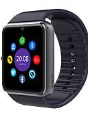 olcso Okosórák-Intelligens Watch mert iOS / Android Kéz nélküli hívások / Fényképezőgép / Audió Testmozgásfigyelő / 0.8 MP / 64 MB / GSM(850/900/1800/1900MHz) / MTK6261