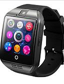 זול שמלות נשים-q18 smartwatch צמיד Bluetooth טלפון עמיד למים תמונה צעד צעד ספירת רב תפקודי.