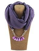 cheap Women's Scarves-Women's Basic Infinity Scarf - Solid Colored