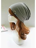 cheap Fashion Hats-Unisex Hat Cotton Floppy Hat - Solid Colored Pure Color