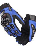 hesapli Göbek Dansı Giysileri-yanlısı bisikletçi tam parmak motosiklet airsoftsports binicilik yarış taktik eldiven otomatik motor koruması bisiklet spor eldiven