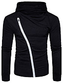 baratos Camisetas & Regatas Masculinas-Homens Camiseta Moda de Rua Estampa Colorida
