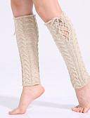 ieftine Tricou-Pentru femei Ciorapi - Mată Cald